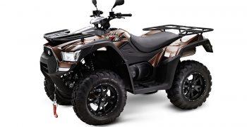 Kymco-ATV prodaja