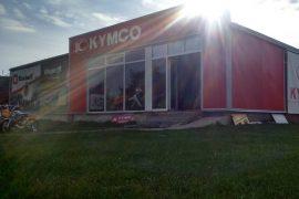 Kymco salon Novi Sad